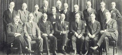 The Early Years of Rotary